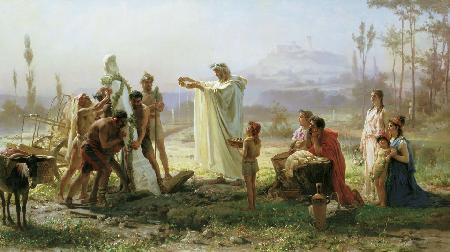 Iamus - Đứa con tài năng của thần mặt trời