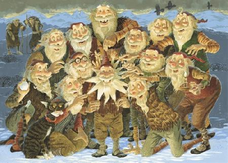 Yêu tinh Yule Lad - Những anh chàng Giáng sinh