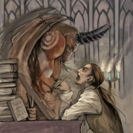 Faust  - truyền thuyết về kẻ bán linh hồn cho quỷ