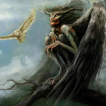 Strzyga - quỷ hút máu trong thần thoại Slavic