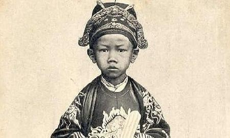 Giai thoại về Vua Duy Tân - Bậc Minh Vương nhỏ tuổi mang trong mình khí phách lớn