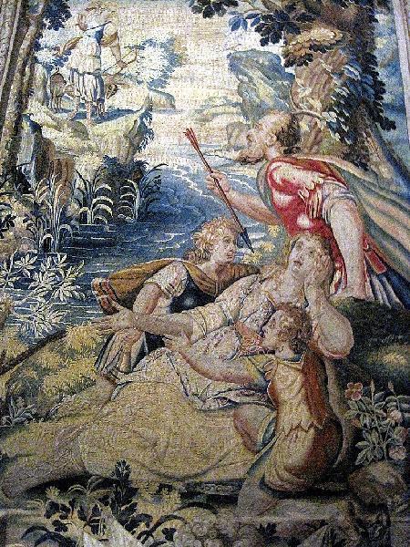 Artemis trừng phạt Chione