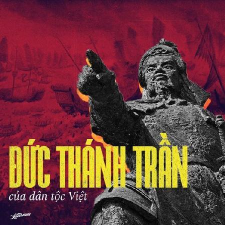 Đức thánh Trần của dân tộc Việt