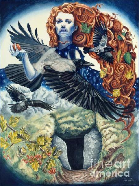 Nữ thần chiến tranh Macha