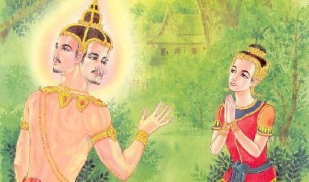 Truyền thuyết Tết Songkran