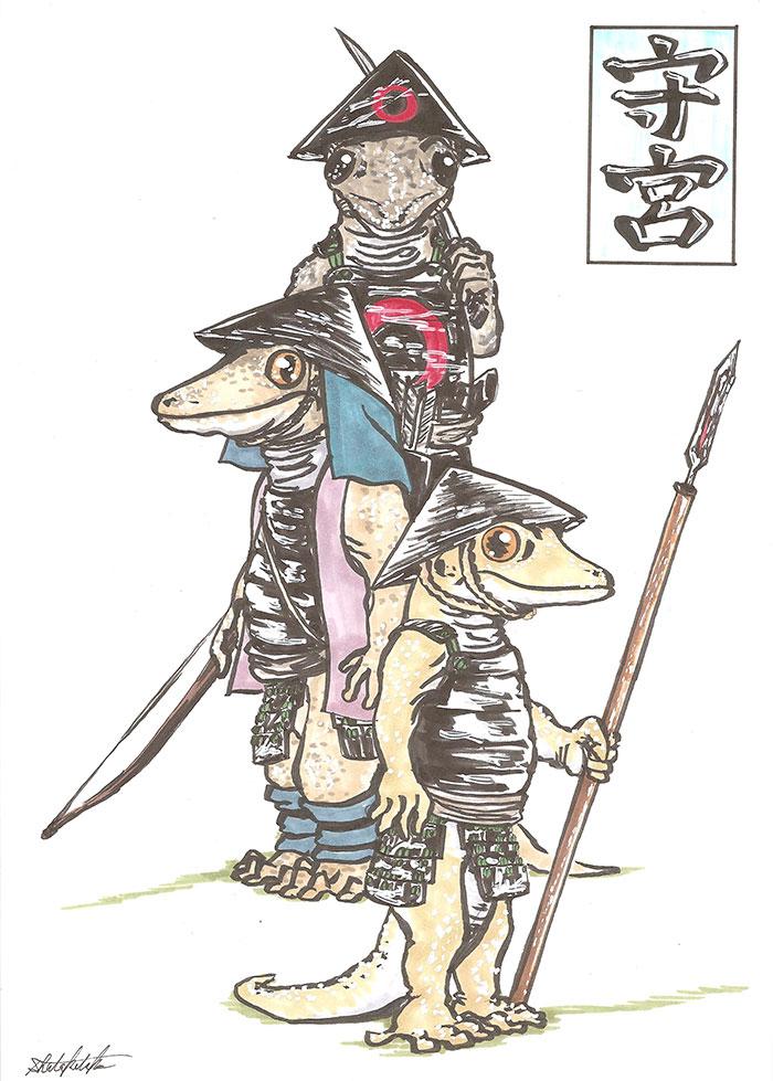 Sự tích về Yokai - Những sinh vật ma quái của Nhật Bản sẽ khiến bạn không khỏi 'rùng mình'