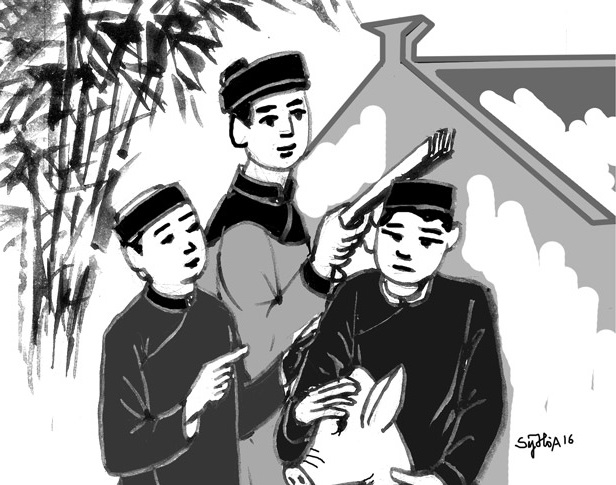 Quận He - Nguyễn Hữu Cầu