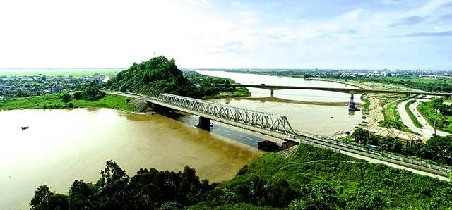 Núi Hàm Rồng ở Thanh Hóa ngày nay