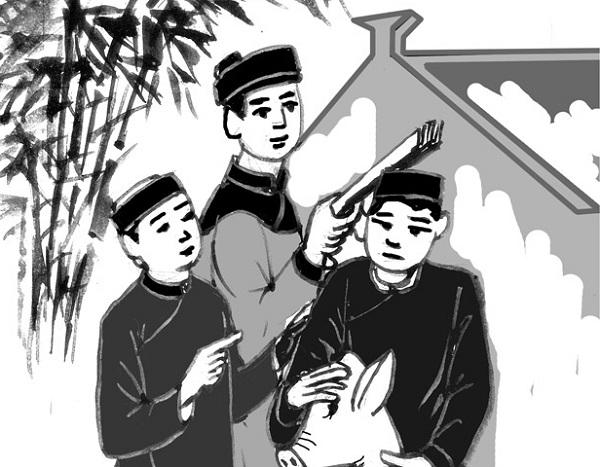 Truyền thuyết Quận He - Nguyễn Hữu Cầu